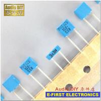 10pcs/100pcs RIFA PHE426 3300pF/100V 2.5% MKP film capacitor 3.3nF 332 pitch 5mm