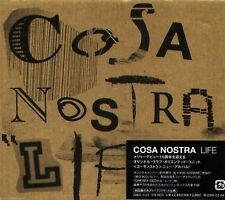 Cosa Nostra - Life - Japan CD - NEW Maki Nomiya Limited