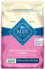 Blue Buffalo Life Protection Formula Small Breed Dog Food – Natural Dry 15 lb