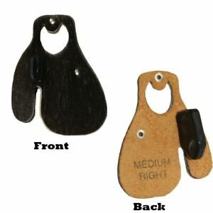 Gompy Hairy Spacer Finger Tab - different sizes available