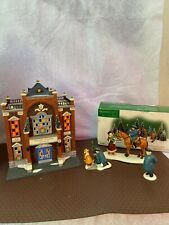 Department 56 Precinct 25 Police Station and Accessories