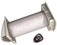 Marley MEnV180 Dezentrale Wohnraumlüftung mit Wärmerückgewinnung, Fernbedienung