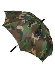 MIL-Tec Bastone ombrello WOODLAND CLASSICO OMBRELLO PIOGGIA-ombrello MIMETICO 100cm