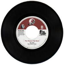 "THE CHOSEN FEW BAND  ""TO LOVE""  KILLER 70's FUNK CLASSIC    LISTEN!"