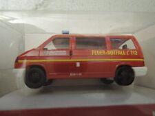 Herpa 046749 VW T4 Feuerwehr Düsseldorf D-2093 in OVP aus Sammlung (3)