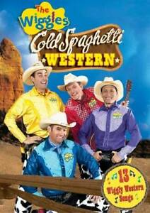The Wiggles - Cold Spaghetti Western - DVD - VERY GOOD