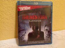 CHILDREN OF THE CORN: GENESIS BLU-RAY 2011 HORROR THRILLER MOVIE NEW
