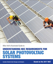 Mike Holt's NEC Requirements for Solar Photovoltaic Systems (textbook), 2017 NEC