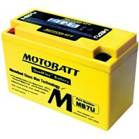 Motobatt Battery For Triumph Daytona 675, R 675cc 06-07