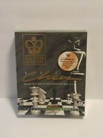Vintage Computer Game PC USCF Chess Game CD Windows 95 1997 New and Sealed   B1