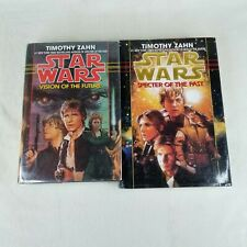 Star Wars Book Lot Specter of the Past Vision of the Future HC Hand of Thrawn