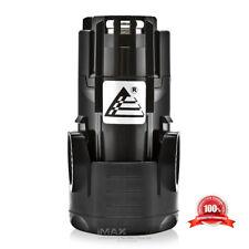 12V Li-Ion Battery for Black & Decker 12 Volt LDX112 LDX112C PSL12 BDCDMT112