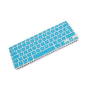 System-S Silikon Tastaturschutz Tastaturabdeckung AZERTY Französische Tastatu...