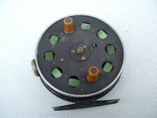 A vintage WR Speedia fishing tackle products centrepin Fishing Reel.