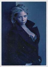SARAH MICHELLE GELLAR: Milk Mustache Advertising postcard (C5255).
