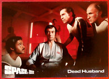 SPACE 1999 - Card #03 - Dead Husband - Unstoppable Cards Ltd 2015