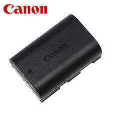 Original Genuine Canon LP-E6 LPE6 Battery for EOS 5D II 5D III EOS 7D 60D LC-E6