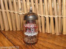 Vintage Brimar Sonotone 12AT7 ECC81 Radio Tube Results=  3300/3100 5.3/5.9 mA