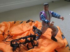 Hasbro Action Man with parachute