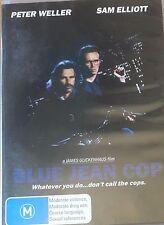 Blue Jean Cop Peter Weller Sam Elliott Region 4 DVD VGC