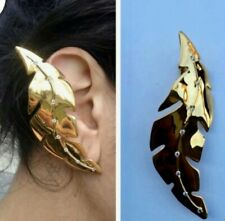 🌹.nwt $250 Monika Chiang Gold Plated Earcuff Crystal