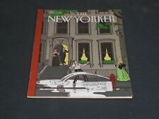2001 JULY 23 THE NEW YORKER MAGAZINE - ILLUSTRATED COVER - NY 1932