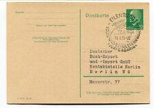 1964 Eilenburg Volks Schulsternwart Gagarin Deutsche Demokratische Republik NASA