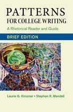 Patterns for College Writing, Brief Edition: A Rhetorical Reader and Guide