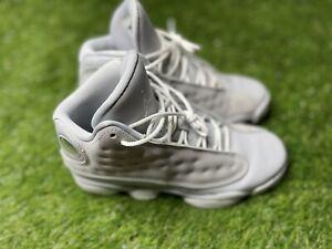 Nike Air Jordan Retro XIII 13 GS Wolf Grey 439358-018 Size 5.5Y