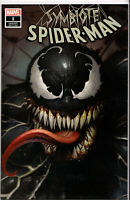 SYMBIOTE SPIDER-MAN #1 (RYAN BROWN EXCLUSIVE) COMIC BOOK ~ Marvel Comics ~ HOT