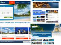 Established Profitable TRAVEL BOOKING Turnkey Website - Automated Business