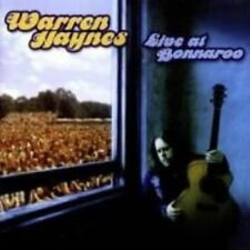 Live at Bonnaroo by Warren Haynes (CD, Mar-2010, Floating World)