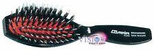 Haarbürste mit Wildschweinborsten, Pneumatikbürste klein