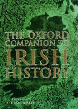 The Oxford Companion to Irish History, , Very Good Book