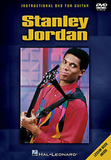 Stanley Jordan Learn to Play Jazz Lesson Tutor Guitar Music DVD
