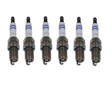 Set of 6 Spark Plugs Bosch Iridium 9652 for Infiniti Hyundai Isuzu Dodge