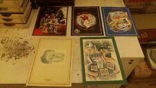 stock composto da 5 folder postali del  1999 nuovi - 90 euro -