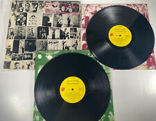 The Rolling Stones - Exile On Main Street Vinyl LP - Stereo 2 Record