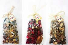 Xmas Fragrance Scented Pot Pourri Gift Bag Winter Spice Party Home Decoration
