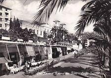 SAN REMO - Riviera dei Fiori - Corso Imperatrice 1963