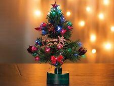 Albero di Natale a Fibra Ottica - Idea Regalo
