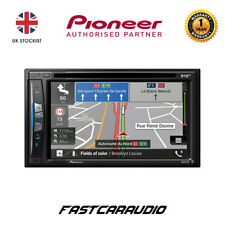 "PIONEER AVIC-Z730DAB 6.2"" APPLE CARPLAY SAT NAV DAB BLUETOOTH DOUBLE DIN PLAYER"