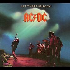 Let There Be Rock [Remaster] by AC/DC (CD, Apr-2003, Epic)