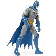 Action Figures Personaggio Batman Costume Blu Snodato 30cm Giocattolo Bambini