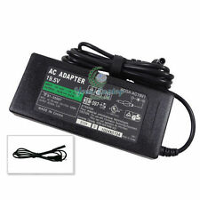 65W AC Power Supply Adapter Charger For Sony Vaio VGP-AC19V49 Laptop & Cord