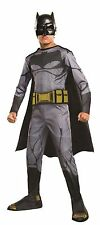 Batman v Superman Dawn of Justice Kids Batman Costume Size Large 12-14