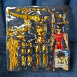 2003 Bandai Knights Of The Zodiac Deluxe Sagittarius Figure Saint Seiya Card