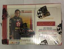 2007 Press Pass Premium Factory Sealed NASCAR Racing Hobby Edition Box