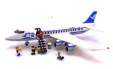 Lego Town City Airport Set 7893-1 Passenger Plane 100% cmplete + instr.