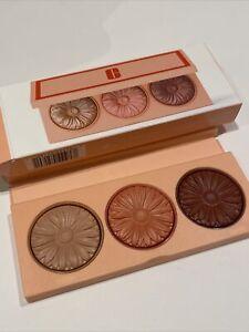 Clinique Cheek Pop Palette Warm up Set (Worth £57.00) BNIB blusher bronzer